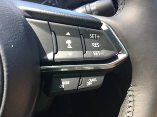 2020 Mazda 6 GL1033 Atenza SKYACTIV-Drive Jet Black 6 Speed Sports Automatic Sedan
