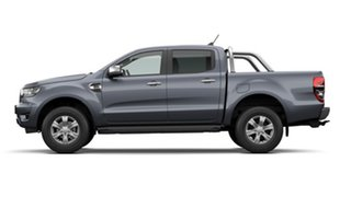 2021 Ford Ranger PX MKIII 2021.2 XLT Meteor Grey 6 Speed SMD Double Cab Pick Up