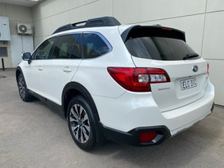 2018 Subaru Outback B6A MY18 2.5i CVT AWD Premium White 7 Speed Constant Variable Wagon