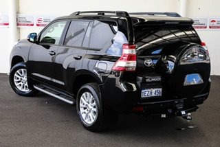2016 Toyota Landcruiser Prado GDJ150R MY16 Kakadu (4x4) Eclipse Black 6 Speed Automatic Wagon