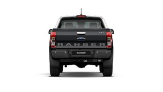 2021 Ford Ranger PX MkIII 2021.25MY XLT Black 10 Speed Sports Automatic Double Cab Pick Up
