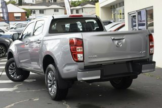 2020 Mazda BT-50 B30B XT (4x4) Ingot Silver 6 Speed Automatic Dual Cab Pick-up.
