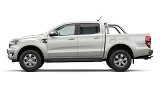 2021 Ford Ranger PX MKIII 2021.2 XLT Alabaster White 6 Speed SMD Double Cab Pick Up.