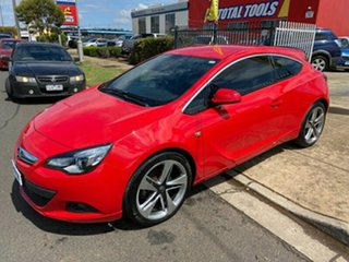 2012 Opel Astra AS GTC Sport Red 6 Speed Manual Hatchback