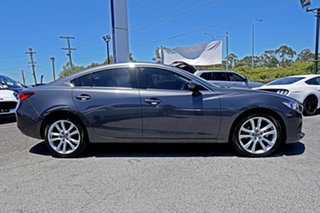 2013 Mazda 6 GJ1031 GT SKYACTIV-Drive Grey 6 Speed Sports Automatic Sedan