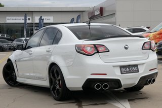 2014 Holden Special Vehicles ClubSport Gen F R8 White 6 Speed Auto Active Sequential Sedan