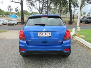 2018 Holden Trax TJ MY18 LS Blue 6 Speed Automatic Wagon