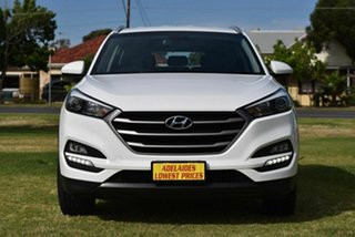 2016 Hyundai Tucson TL Active 2WD White 6 Speed Sports Automatic Wagon.
