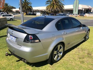2006 Holden Commodore VE SS V Silver 6 Speed Sports Automatic Sedan.