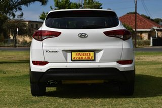 2016 Hyundai Tucson TL Active 2WD White 6 Speed Sports Automatic Wagon