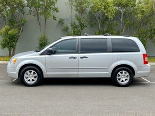 2008 Chrysler Grand Voyager RT 5th Gen MY08 LX Silver 6 Speed Automatic Wagon