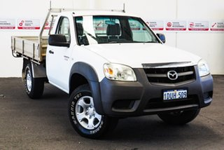 2011 Mazda BT-50 09 Upgrade Boss B3000 DX (4x4) 5 Speed Manual Cab Chassis.