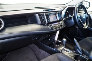2018 Toyota RAV4 ASA44R MY18 GXL (4x4) Silver Sky 6 Speed Automatic Wagon