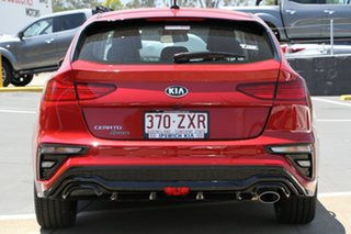 2020 Kia Cerato BD MY20 Sport Runway Red 6 Speed Sports Automatic Hatchback