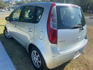 2006 Mitsubishi Colt RG MY06.5 LS Silver 1 Speed Constant Variable Hatchback