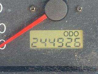 2003 Mitsubishi Mirage CE MY2002 Black 5 Speed Manual Hatchback