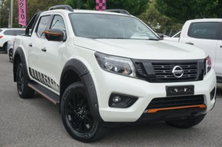 2019 Nissan Navara D23 S4 MY19 N-TREK Grey 7 Speed Sports Automatic Utility.