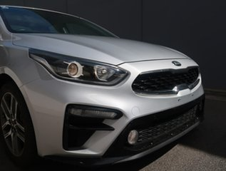 2018 Kia Cerato BD MY19 Sport Silver 6 Speed Sports Automatic Sedan