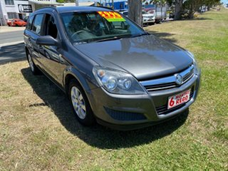 2009 Holden Astra AH MY09 CD Grey 4 Speed Automatic Wagon