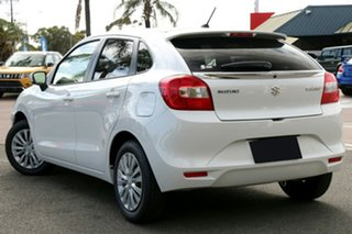 2021 Suzuki Baleno Series II GL Arctic White 4 Speed Automatic Hatchback.
