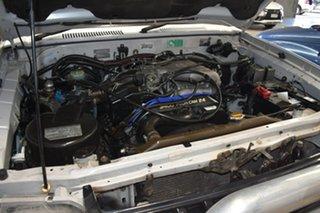 1998 Toyota Landcruiser Prado VZJ95R GXL (4x4) White 4 Speed Automatic 4x4 Wagon