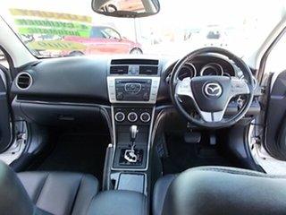 2009 Mazda 6 Classic Luxury Sport Silver 5 Speed Automatic Sedan