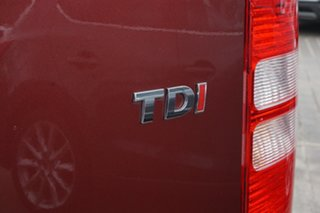 2012 Volkswagen Caddy 2K MY12 TDI250 Wagon Life SWB DSG Trendline Red 7 Speed