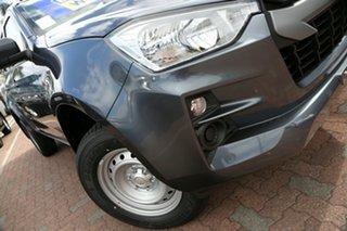 2020 Isuzu D-MAX MY19 SX Space Cab 4x2 High Ride Grey 6 Speed Sports Automatic Utility.