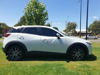 2017 Mazda CX-3 DK2W7A sTouring SKYACTIV-Drive Ceramic 6 Speed Sports Automatic Wagon.