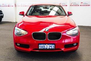 2014 BMW 118i F20 MY13 8 Speed Automatic Hatchback.