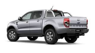 2021 Ford Ranger PX MkIII 2021.25MY XLT Aluminium Silver 6 Speed Sports Automatic Double Cab Pick Up