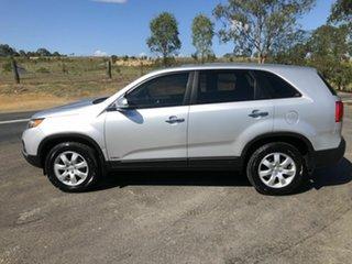 2011 Kia Sorento XM MY11 SI Silver 6 Speed Manual Wagon