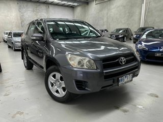 2008 Toyota RAV4 ACA33R MY08 CV Grey 4 Speed Automatic Wagon