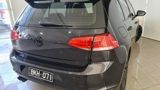 2016 Volkswagen Golf VII MY17 92TSI DSG Trendline Black 7 Speed Sports Automatic Dual Clutch Wagon