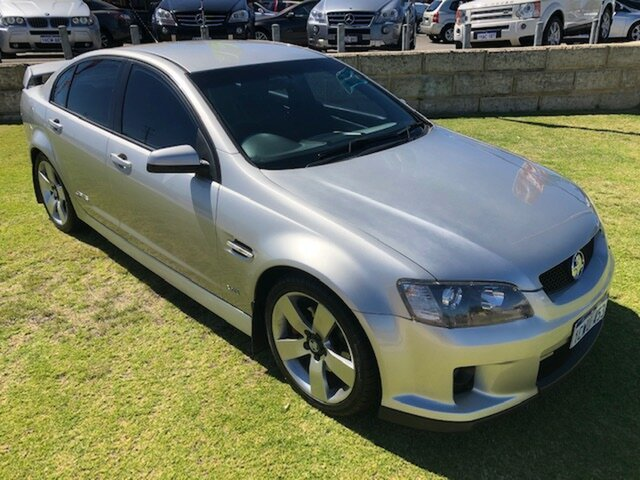 Used Holden Commodore VE SS V Wangara, 2006 Holden Commodore VE SS V Silver 6 Speed Sports Automatic Sedan
