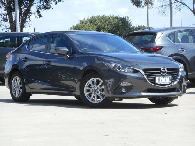 Used Mazda 3 BM5278 Maxx SKYACTIV-Drive Ravenhall, 2016 Mazda 3 BM5278 Maxx SKYACTIV-Drive 6 Speed Sports Automatic Sedan
