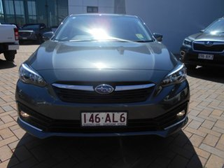 2020 Subaru Impreza G5 MY20 2.0i Premium CVT AWD Magnetite Grey 7 Speed Constant Variable Hatchback.