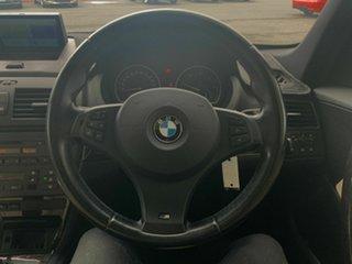 2006 BMW X3 E83 3.0D Silver 6 Speed Auto Steptronic Wagon