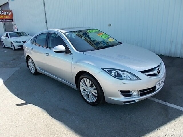 Used Mazda 6 Classic Woodridge, 2009 Mazda 6 Classic Luxury Sport Silver 5 Speed Automatic Sedan
