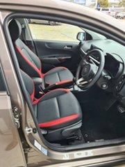 2019 Kia Picanto JA MY20 X-Line Titanium Silver 4 Speed Automatic Hatchback.