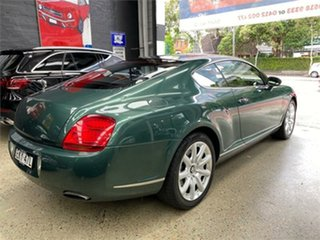 2004 Bentley Continental 3W GT Green Sports Automatic Coupe