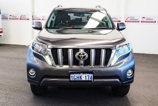 2017 Toyota Landcruiser Prado GDJ150R MY16 Kakadu (4x4) Graphite 6 Speed Automatic Wagon