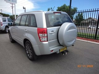 2015 Suzuki Grand Vitara JT MY15 Navigator (4x2) Silver 4 Speed Automatic Wagon