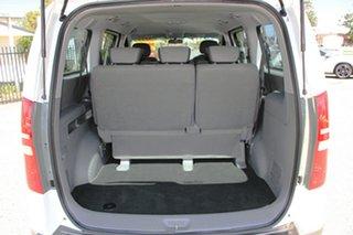 2012 Hyundai iMAX TQ-W MY12 Creamy White 4 Speed Automatic Wagon