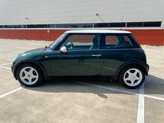 2002 Mini Cooper R50 Green 5 Speed Manual Hatchback