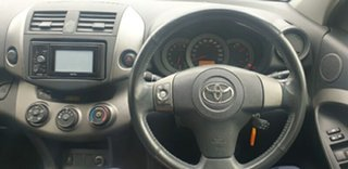 2011 Toyota RAV4 ACA38R MY11 Altitude 4x2 White 5 Speed Automatic Wagon