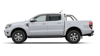 2020 Ford Ranger PX MkIII 2021.25MY XLT Arctic White 6 Speed Manual Double Cab Pick Up.