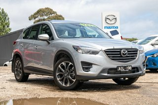 2016 Mazda CX-5 KE1022 Akera SKYACTIV-Drive AWD 45p 6 Speed Sports Automatic Wagon.
