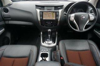 2019 Nissan Navara D23 S4 MY19 N-TREK White 7 Speed Sports Automatic Utility