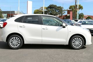 2021 Suzuki Baleno EW Series II GL Arctic White 4 Speed Automatic Hatchback